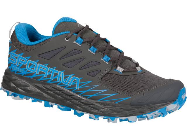 La Sportiva Lycan GTX Running Shoes Women carbon/azure
